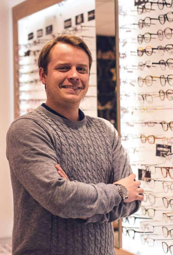 Paul PLOTON, audioprothésiste AUDIKA, chez Optique Chatel à Châtelaillon
